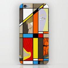 Fabtastic Four iPhone & iPod Skin