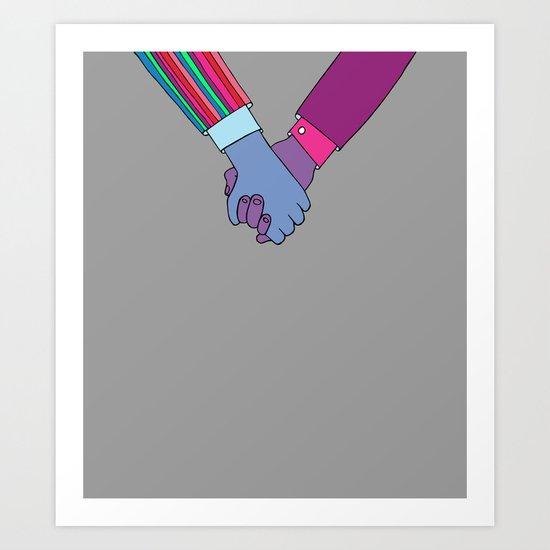 Tolerance Art Print