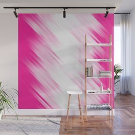 stripes wave pattern 7v1 dp Wall Mural