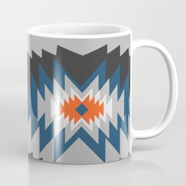 Wintry ethnic pattern Coffee Mug