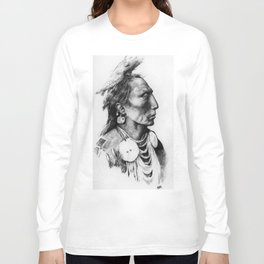 Medicine Crow Long Sleeve T-shirt