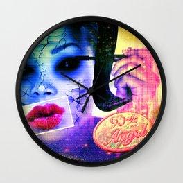 Make Me Up 2 Wall Clock