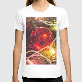 Red Ornament T-shirt
