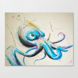 Octo Canvas Print