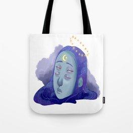Galactic Awakenings Tote Bag