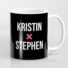 KRISTIN + STEPHEN Coffee Mug
