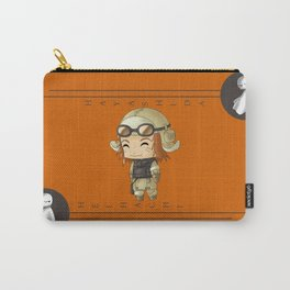 Chibi Heihachi Carry-All Pouch