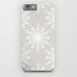 La Boho Snow iPhone Case
