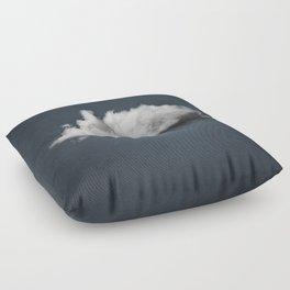 WAITING MAGRITTE Floor Pillow