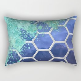Hive Up In The Clouds Rectangular Pillow