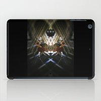 brussels iPad Cases featuring rorschach sablon brussels church by KoZtar