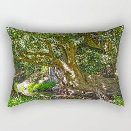Wise old tree Rectangular Pillow