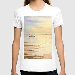 Scalloping At Hagens Cove And Keaton Beach T-shirt
