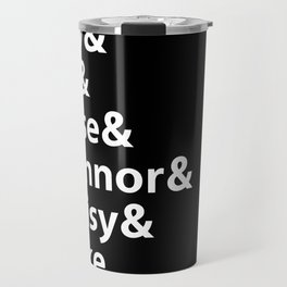 Addicted Series Gang Black Travel Mug