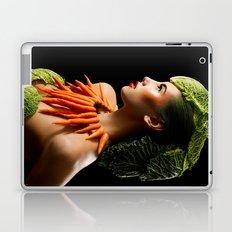 Eat Your Greens Laptop & iPad Skin
