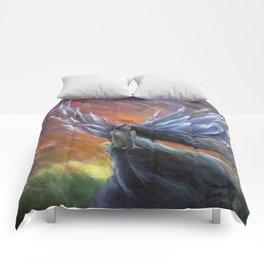 Rainbow Phoenix Fairy Comforters