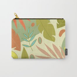 Past and future, falling leaves Carry-All Pouch