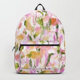 Resolve Pink Green Backpack
