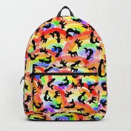 Unicorns, Mermaids, and Rainbows Backpack