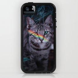 do dark, be light. iPhone Case