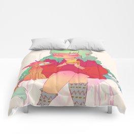Holiday treat Comforters