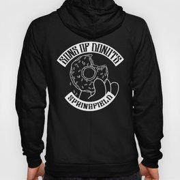 Sons Of Donuts / Simpsons / Donuts (BW version) Hoody