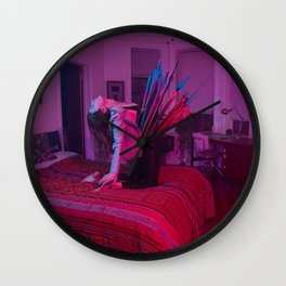 The Fragmentation of the Self III Wall Clock