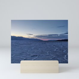 This Thing is Death Valley Mini Art Print