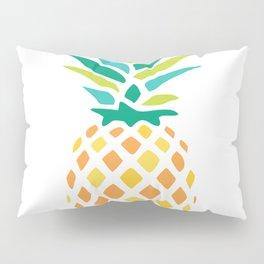 Summer Pineapple Pillow Sham