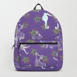 Mandala animals Backpack