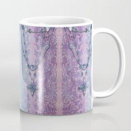 ABIGAIL'S LACE: FRENCH BLUE Coffee Mug