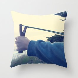 You Don't Need Money for Fun Throw Pillow