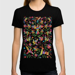 Mexican Otomí Design T-shirt