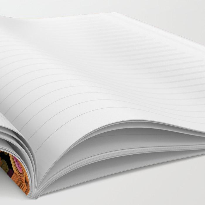 Mandala to the Max Notebook