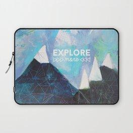 Matterhorn Cirque Mountain Peaks Laptop Sleeve