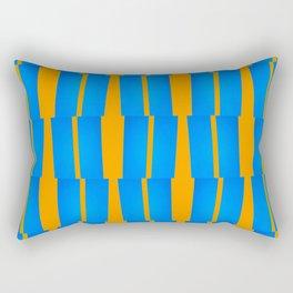 MOUVEMENTS Rectangular Pillow