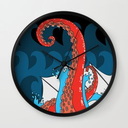 20.000 leagues under the sea Wall Clock