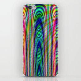 Lifes Ups And Downs iPhone Skin