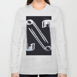 Pinned Long Sleeve T-shirt