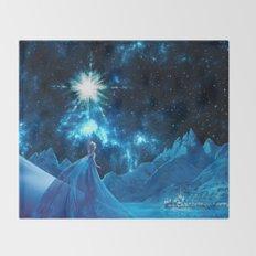 Frozen - Elsa Throw Blanket