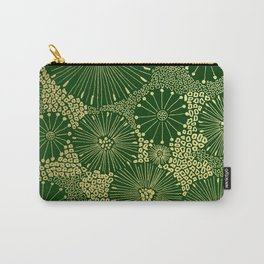 gold dandilion burst Carry-All Pouch