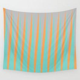 Sunlit Diagonal Slant Wall Tapestry