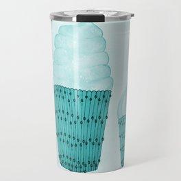Iced Cupcakes  Travel Mug