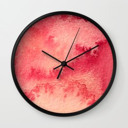 Psychedelic Improvisation Wall Clock