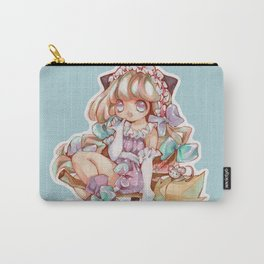 Cute Witch Carry-All Pouch