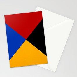 Sailing Nautical Alphabet Letter Z Sailboat Flag Stationery Cards