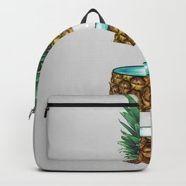 Pineapple Space Backpack