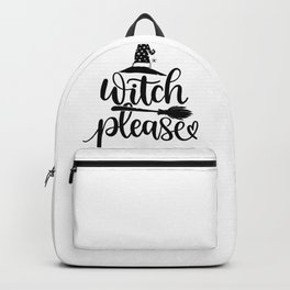 Witch Please - Halloween Backpack