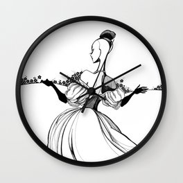 Duchess Wall Clock