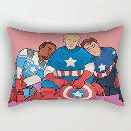 Cap Nap Rectangular Pillow